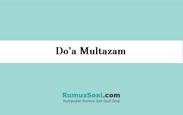 Doa-Multazam