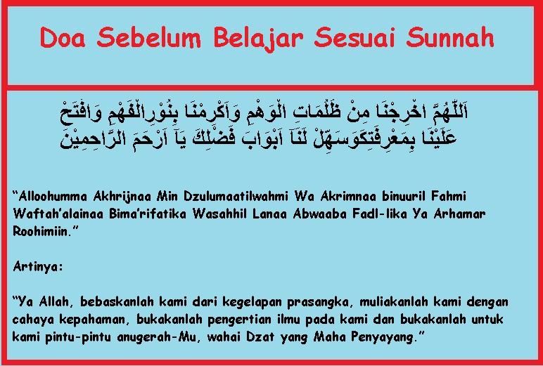 Doa-Sebelum-Belajar-Sesuai-Sunnah