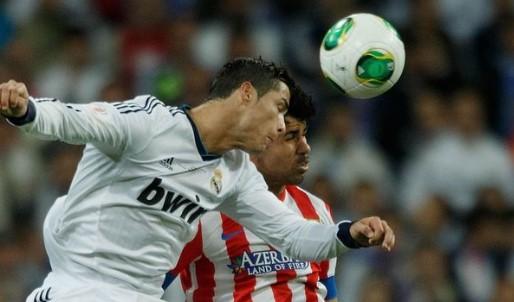 Heading-sepak-bola