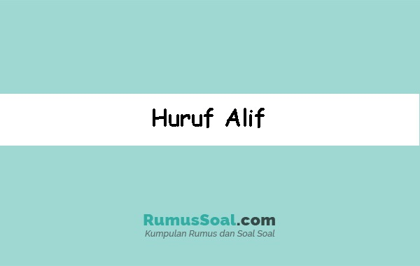 Huruf-Alif-1