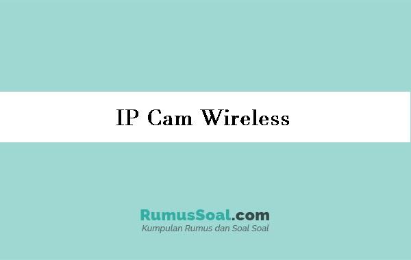 IP-Cam-Wirless
