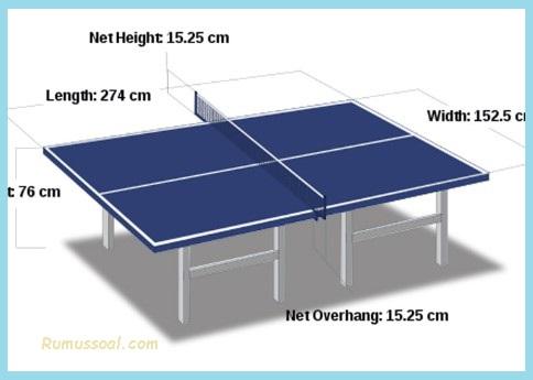Lapangan-tenis-meja