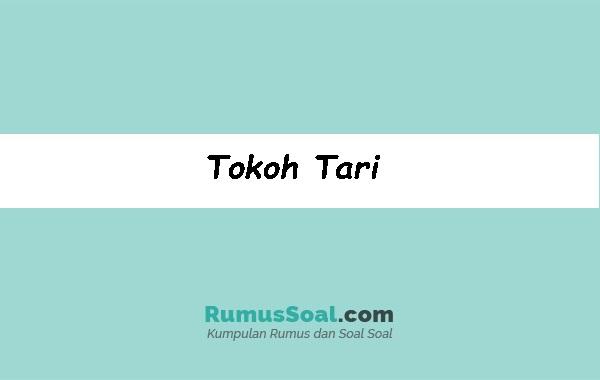 Tokoh-Tari