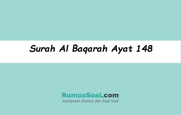 Surah-Al-Baqarah-Ayat-148
