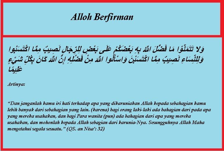 Alloh-Berfirman
