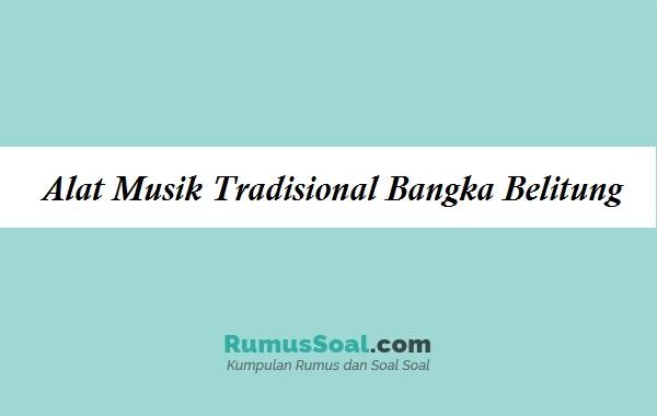 Alat-musik-tradisional-bangka-belitung