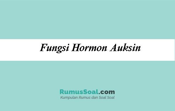 Fungsi-Hormon-Auksin