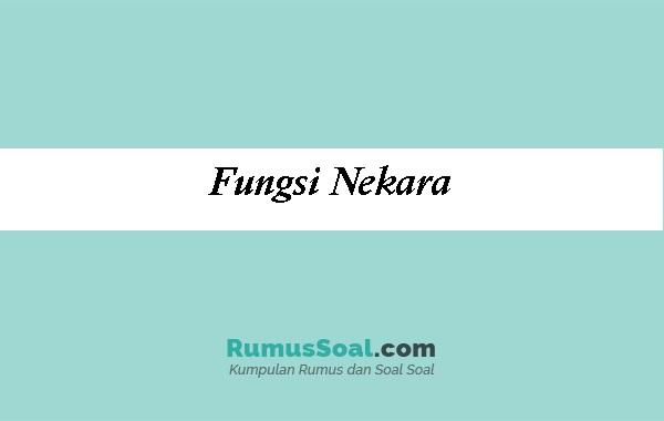 Fungsi-Nekara