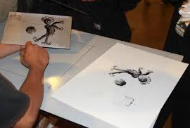 Teknik Cetak Datar (Lithography)