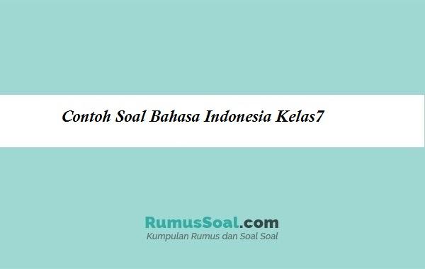 Contoh-Soal-Bahasa-Indonesia-Kelas7