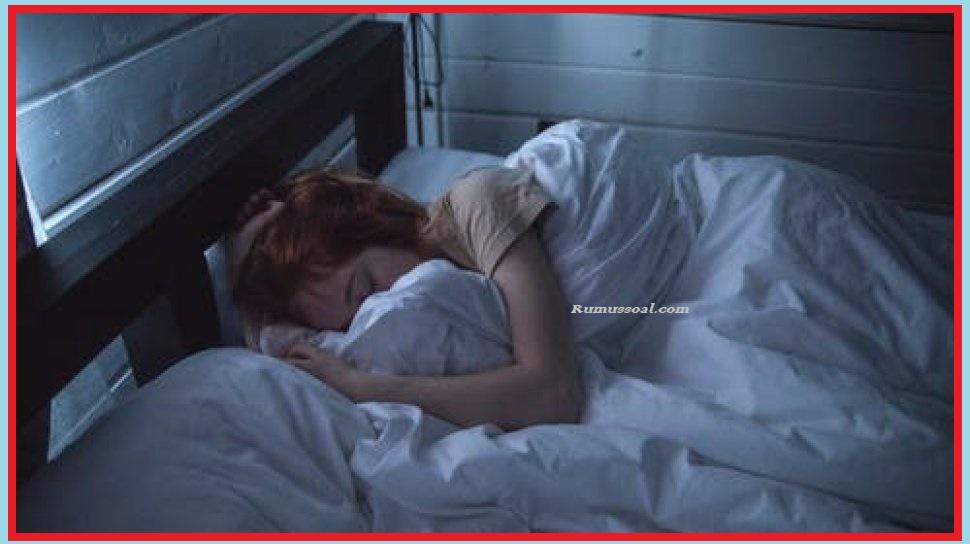 Gambar Tidur Bermimpi