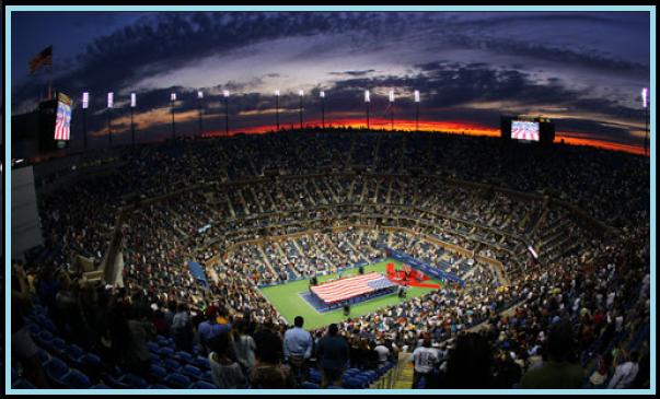 lapangan tenis dunia