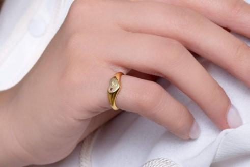 Memakai cincin
