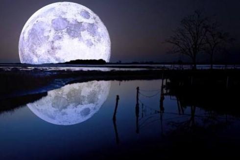 Mimpi tentang bulan