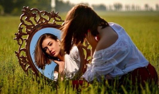 Mimpi Bercermin