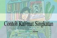 Contoh Kalimat Singkatan