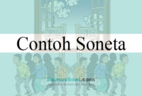 Contoh Soneta