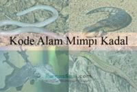 Kode Alam Mimpi Kadal