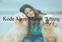Kode Alam Mimpi Anjing