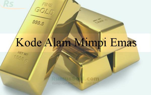 Mimpi menemukan kalung emas togel