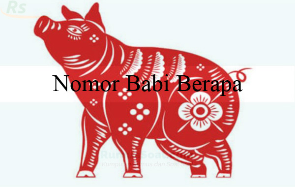 Mimpi togel babi besar