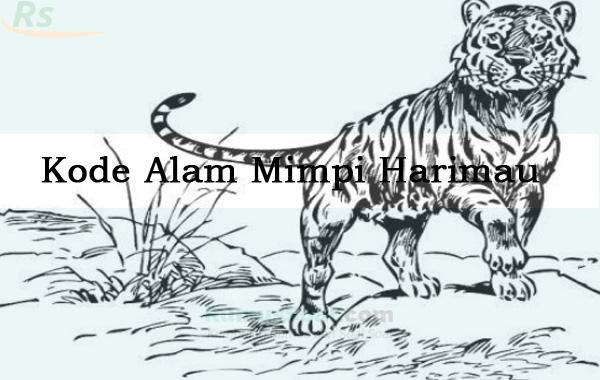 Kode Alam Mimpi Harimau