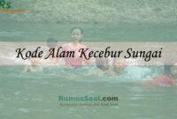 Kode Alam Kecebur Sungai